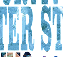 I Survived Winter Storm Juno 2015 Sticker