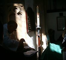 The Baptism (August 2008 Leicestershire UK) by fatchickengirl