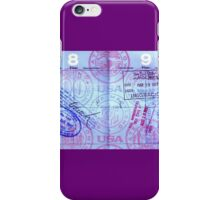Clearing Customs iPhone Case/Skin