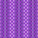 Purple Pattern by joanw