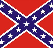 confederate flag by tony4urban