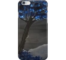 Darker Blue iPhone Case/Skin
