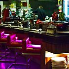Dining At The Bar by phil decocco