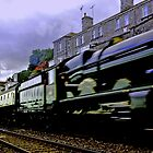Express Steam by Catherine Hamilton-Veal  ©