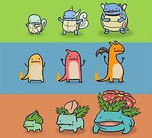 Pokemon  by fergenstein