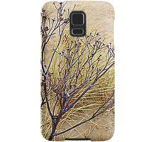Beach Weeds Samsung Galaxy Case/Skin