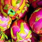 Bright Dragon Fruit by wanda1505