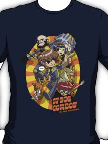 Space Cowboy vs. the Bounties T-Shirt