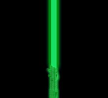 Neo´s Lightsaber by SeroNoRes