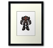 Hulk or Bust Framed Print