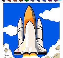 Shuttle by moman813