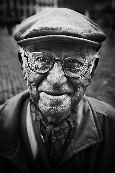 European Portraits No. 13 by Lasse Damgaard