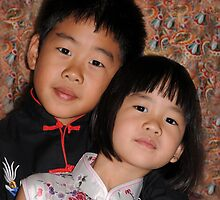 Chinese Kids by EmmaLeigh