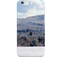 There is Ice on Them Thar Hills! iPhone Case/Skin