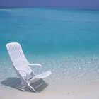 MY   CHAIR  ,   Maldives  by yoshiaki nagashima