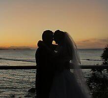 Silhouetted Love by Elaine Harriott