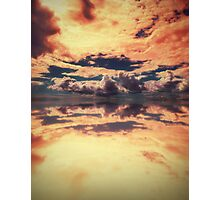 Heaven's New Hell Photographic Print
