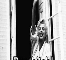 Marilyn Monroe- Bye Bitch by ForeverYOUNGG