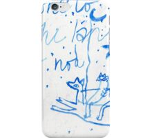 gone to the land of nod iPhone Case/Skin