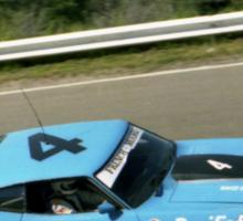 Ford Falcon Hardtop @ Mount Panorama,Australia 1978 Sticker