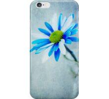 Blue & White  iPhone Case/Skin