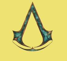 Assassins creed Lexicon mash up Kids Clothes