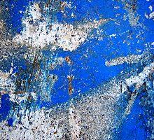 Blue by Kathie Nichols