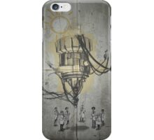 Glados birth iPhone Case/Skin