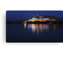 Egypt - Aswan - Tombs of the Nobles Canvas Print