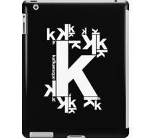 KAFKAESQUE (BLACK) iPad Case/Skin