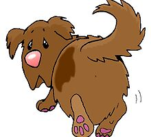 Brown Dog by kwg2200