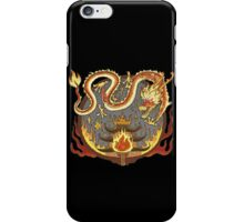 Avatar The Last Airbender Fire Nation Fire Festival iPhone Case/Skin