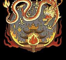 Avatar The Last Airbender Fire Nation Fire Festival by AvatarSkyBison