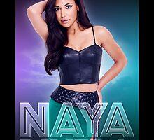 Naya Rivera Phone Design by J4MESG