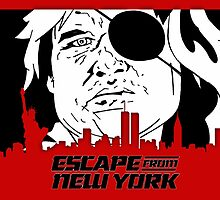 Escape From New York. by AshLamont