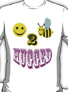 happy 2 bee hugged T-Shirt