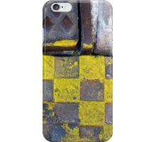 Buenos Aires colors and geometries XIII iPhone Case/Skin