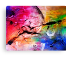 The Wild Flight Canvas Print