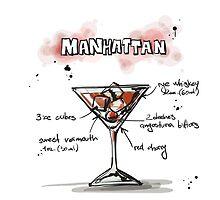 Cocktail - Manhattan Recipe by ccorkin