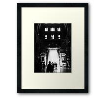 Fascination Framed Print