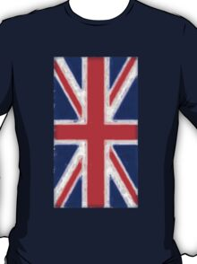 uk flag is union jack T-Shirt