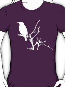 Little Birdy - White T-Shirt