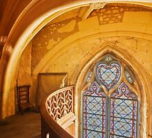 Gothic Window by Julian Elliott