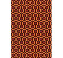 The Shining Carpet Texture Photographic Print