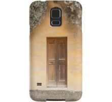 Tuscan Chapel Samsung Galaxy Case/Skin