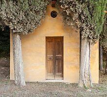 Tuscan Chapel by Julian Elliott
