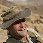 Wild at Heart Founder Kobus Alberts by Wild at Heart Namibia
