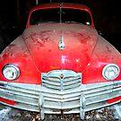 Old Packard by Nori Bucci