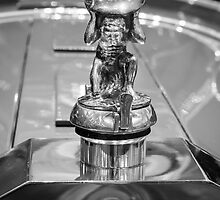 1923 McFarlan Hood Ornament by dlhedberg