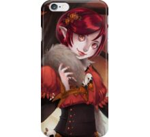 life is transient but I'm not iPhone Case/Skin